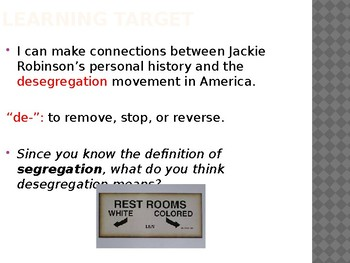 Engage NY 5th Grade Module 3A Unit 2 Lesson 6 Powerpoint