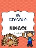 ey Long Vowel Bingo [freebie!]
