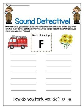 f sound Write The Room Center