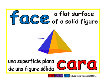 face/cara geom 1-way blue/rojo