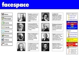 facespace Composers and Social Networking Music Bulletin Board Kit