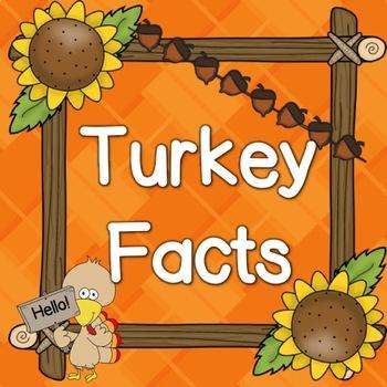 Facts about turkeys/ Conoscamos de los pavos.