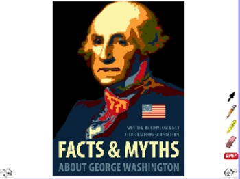 Facts and Myths about George Washington - ActivInspire Flipchart