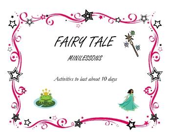 fairy tale minilessons