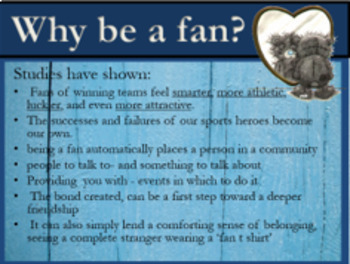 Fandom – turns out it's good for you! ESL adult and kid conversation