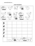 farm animals graph