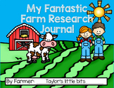 farming math and literacy  bundle