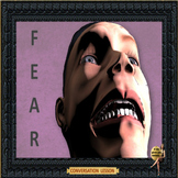 Fear – what exactly are you afraid of – ESL adult conversation PPT