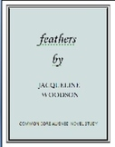 Read: feathers by Jacqueline Woodson: Printable Activities (Novel Study)