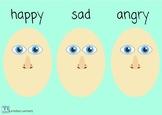 feelings emotions mats