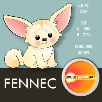 fennec Clip Art