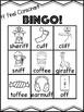 ff Double Final Consonant Bingo [10 playing cards]
