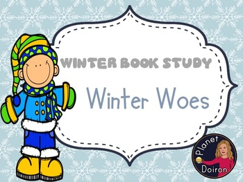 fictional book study winter woes
