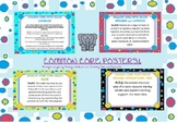 fifth grade ela and math common core posters (all standards)