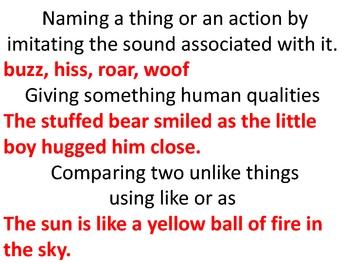 figurative language fun