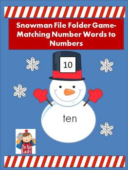 Teaching Number words