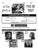 film activities for: HE LOVES ME, HE LOVES ME NOT - A LA FOLIE, PAS DU TOUT
