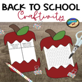 Apples Craft: Classroom Rules