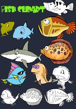 fish cilpart