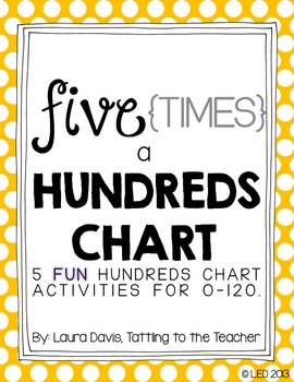 five {times} a hundreds chart
