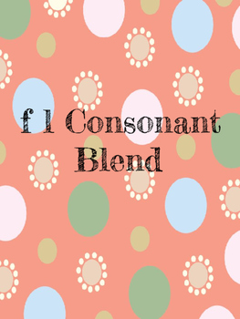 fl consonant blends