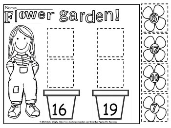 flower garden addtion