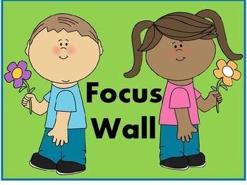 focus wall freebie
