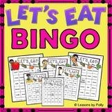 Food Groups for a Balanced Diet {Bingo}