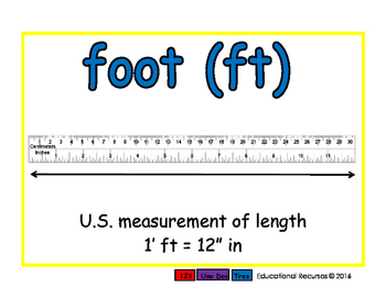 foot/pie meas 2-way blue/verde