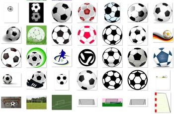 football soccer image collection create art for uefa euro 2016 goals teams