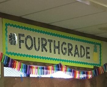 fourthgrade banner