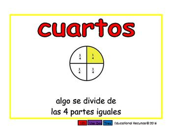 fourths/cuartos meas 2-way blue/rojo