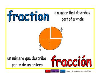 fraction/fraccion meas 1-way blue/rojo