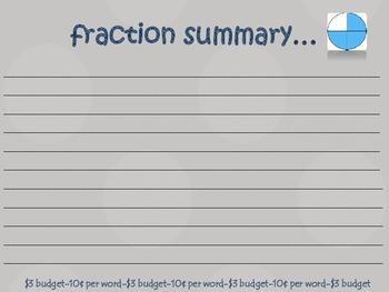 fraction {summarizer}