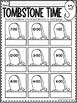 Halloween Telling Time Printables