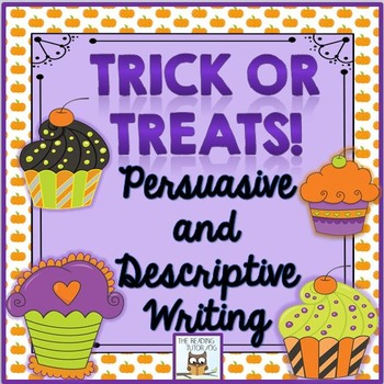 October Persuasive and Descriptive Writing Practice