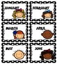 free calendar parts