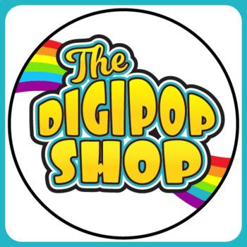 The DigiPop Shop free credit button