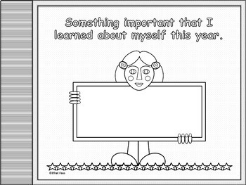 Free End year-Reflection-Coloring pages