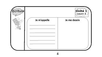 french (Activity book)