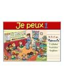 french book for kinder garten (Alphabet, vocabulary, tracing)
