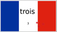 french numbers to 30 (english to french)