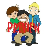 friends boys clipart