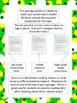 frog life cycle fluency and comprehension leveled passages