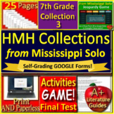 from Mississippi Solo HMH Activities, Game, SELF-GRADING GOOGLE FORMS TEST!