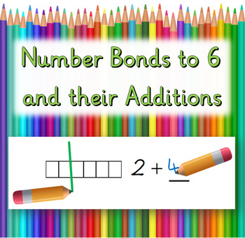 1-06: Step3: From Number Bonds to the Addition of 6