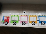 fruit, bird, flashcards, box, file cover--handmade toys for vocabulary teaching