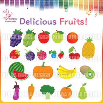fruit cliparts