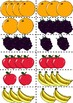 fruit flashcards counting game colour