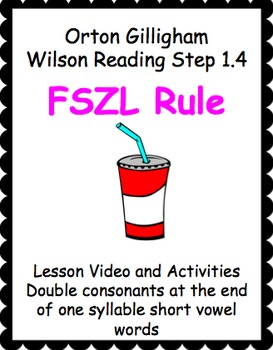 fszl rule lesson video and practice activities (double ff,ss, zz, ll)